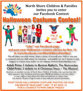 Enter our Facebook Halloween Costume Contest!