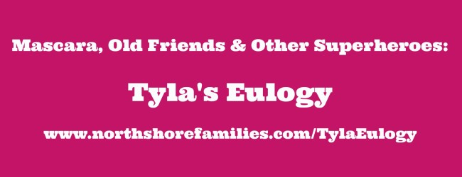 Tyla's Eulogy
