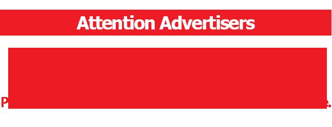 May 2016 Advertising Deadline