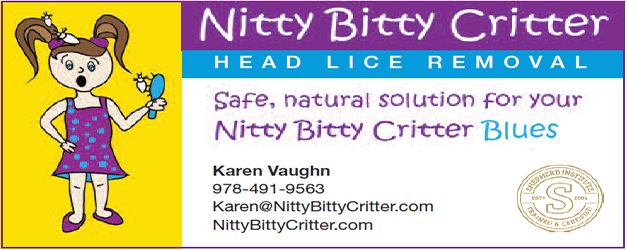 Itty Bitty Critters Advertisement