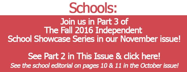 Independent School Showcase