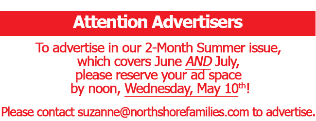Advertising Deadline Banner