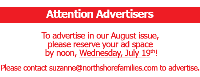 Advertising Deadline Banner