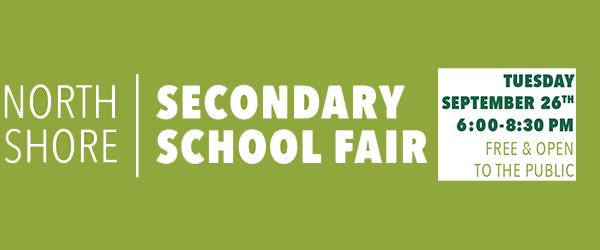 Brookwood Secondary School Fair