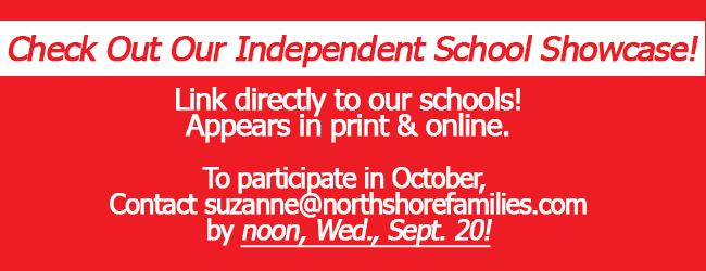 Independent School Showcase Banner Ad