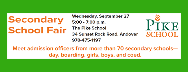 Pike's School Fair