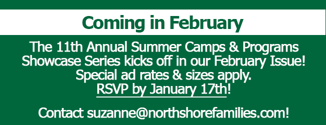 Coming in Feb – Summer Camps